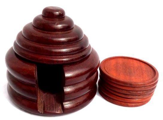 Boîte et sous tasses 5808-S4Y-603