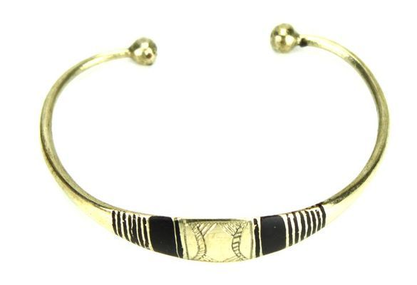 Bracelet artisanal en nickel BA2