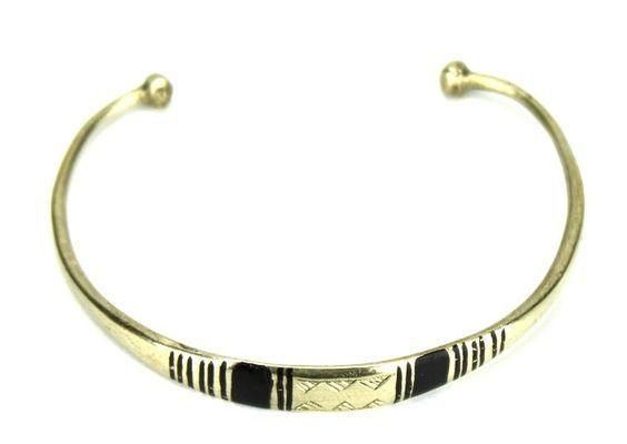 Bracelet artisanal en nickel BA3