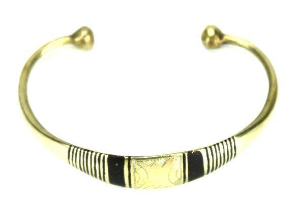 Bracelet artisanal en nickel BA6