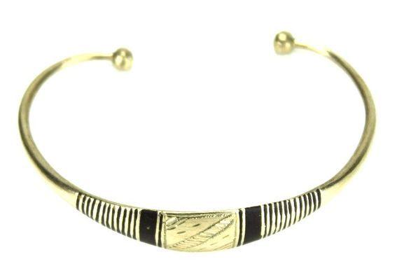 Bracelet artisanal en nickel BA9