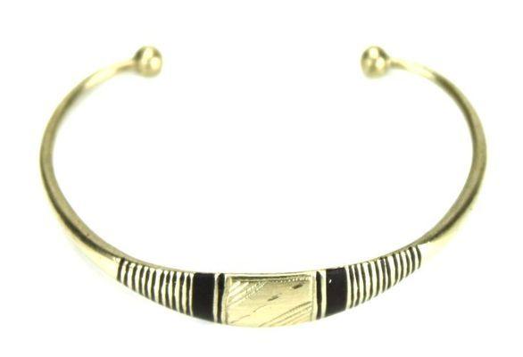 Bracelet artisanal en nickel BA10