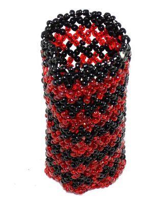 Bracelet artisanal long en perles