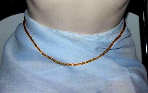 Ceinture de perles sénégalaise, séduction CPO1