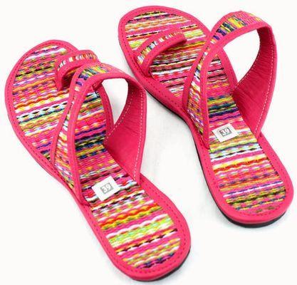 Chaussure nattées  Sénégal 4085-BX-111