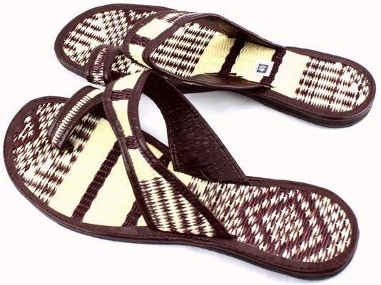 Chaussure nattées  Sénégal 4078-BX-109