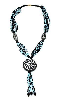 Collier artisanal art touareg
