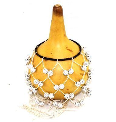 maracas entouré d'un filet de perle 6582-S6V-1810