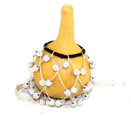 maracas entouré d'un filet de perle 6582-S6V-1810-A