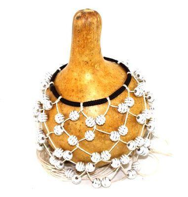 maracas entouré d'un filet de perle 6582-S6V-1810-B