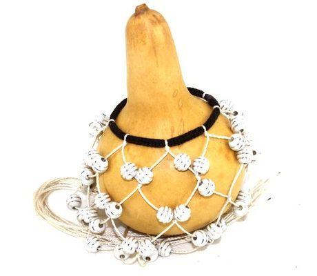maracas entouré d'un filet de perle 6582-S6V-1810-C