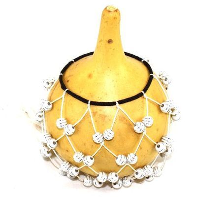 maracas entouré d'un filet de perle 6582-S6V-1810-E