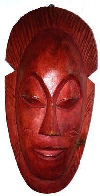 Masque baoulé passeport mini-B