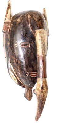 Masque Djimini de Côte d'ivoire-7852