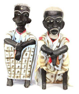 Thiocoroba. Papa Maman Africa PMA1
