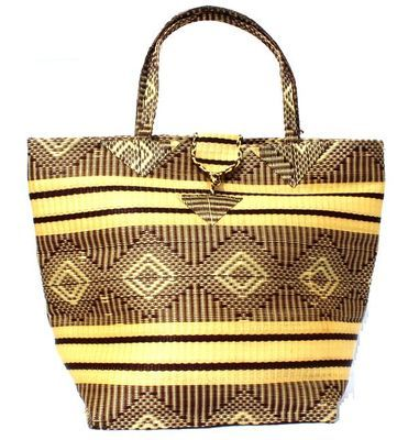 sac natté du Sénégal