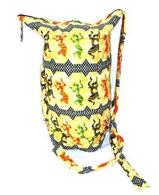 Sac à dos  du sénégal avec crochets