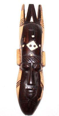 Semainier-Unité en bois ébène 3569-AX-246