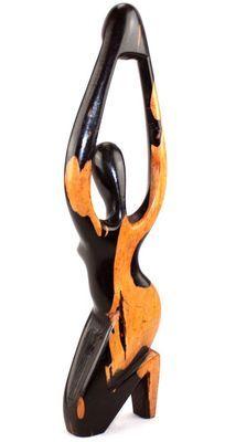 Danseuse  bois ébène ACR6