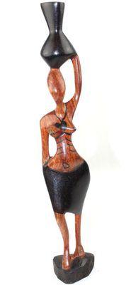 Statuette femme avec jarre 0212-A
