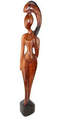Statuette fétiche femme ST8-B