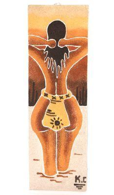 Tableau  art sable DMTAS30