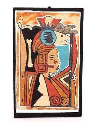 tableau art sable 3857-AX-338
