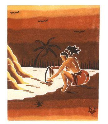 tableau  art sable GTAS7