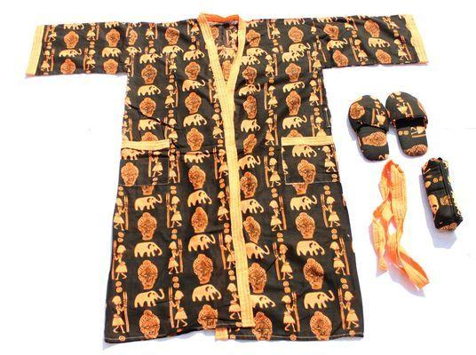 Kimono et accessoires