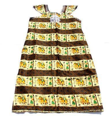 Robe femme africaine du Sénégal Taille 38